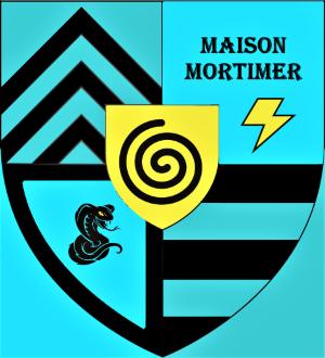 Blason de la Maison Mortimerus
