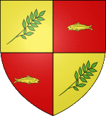 Blason de la Maison Olivier de Lestang