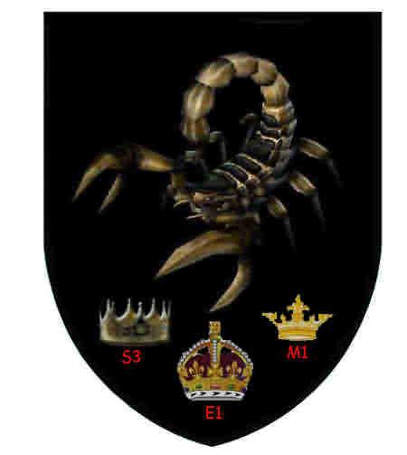 Blason de la Maison scorpio